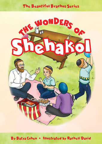 Wonders of Shehakol