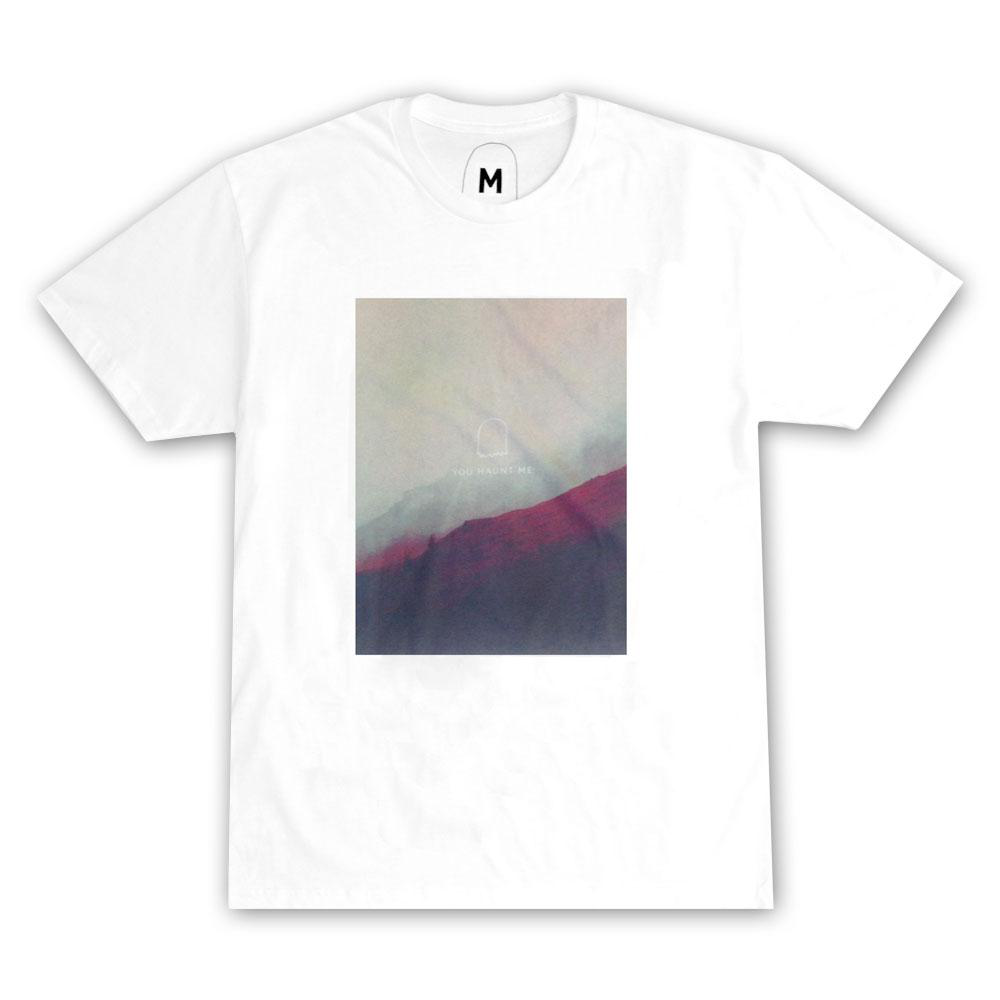 You Haunt Me Album Cover T-Shirt
