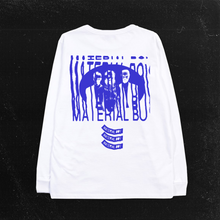 Load image into Gallery viewer, Material Boy Long Sleeve Tee (PRE-ORDER)