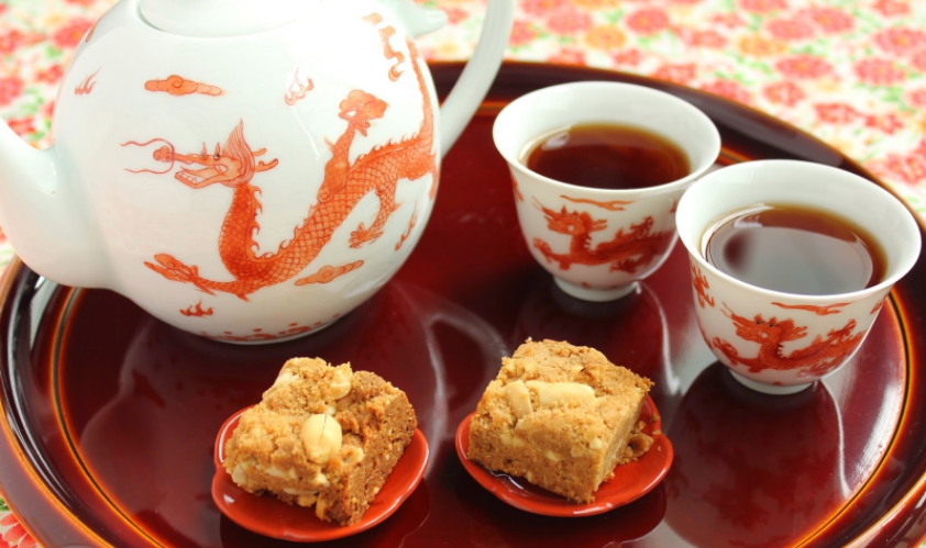 Chinese New Year & Tea Traditions