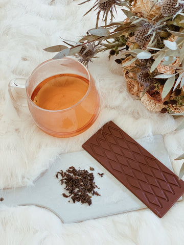 Tea & Chocolate Pairing