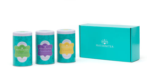 Nursing Mum Pack by MaterniTea (Pyramid Tea Bags)