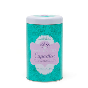 CapaciTea by MaterniTea (Pyramid Tea Bags)