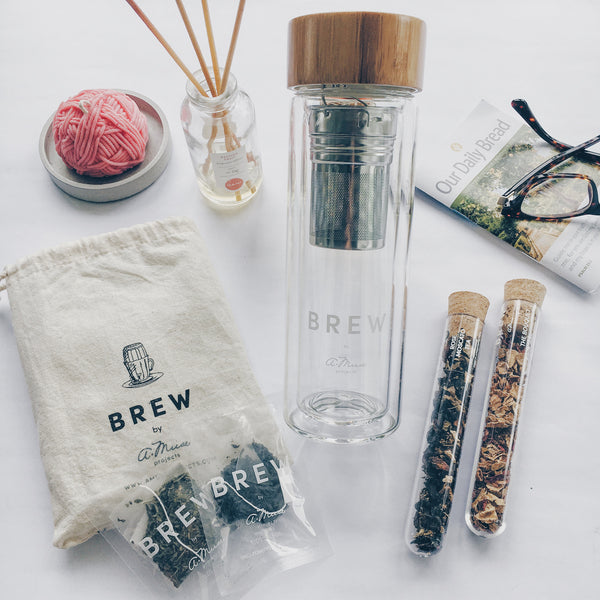 BREW Tea Infuser Bottle *ONLINE EXCLUSIVE*