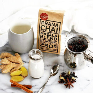 Work-From-Home (WFH) Special: Prana Chai + Lightweight Tumbler