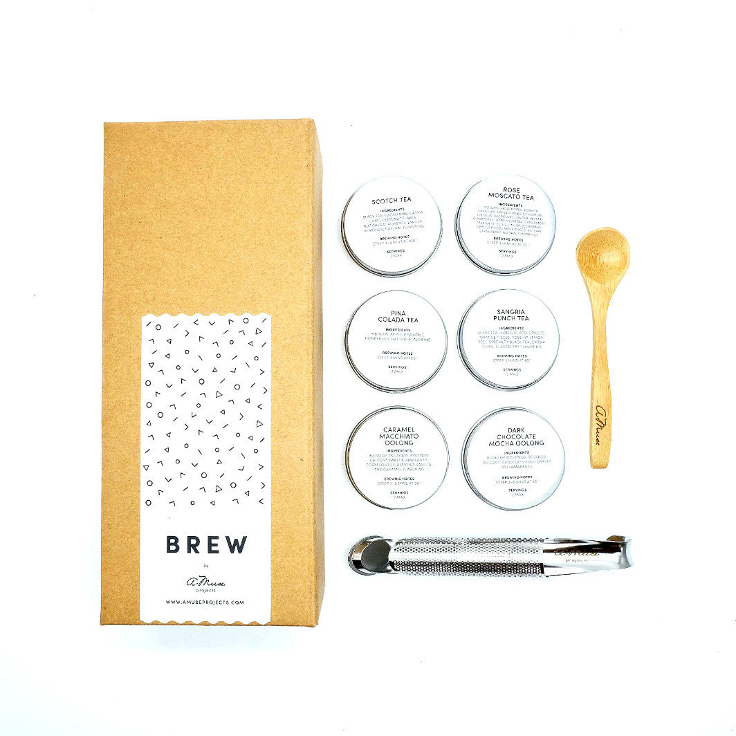 Set: Inspired Tea Gift