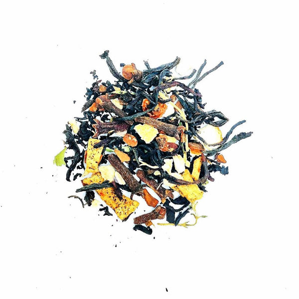 Set: Orange Mulled Wine Tea + Spice Island Marmalade