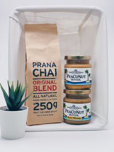 Set: Prana Chai 250g + PeaCoNut Butter
