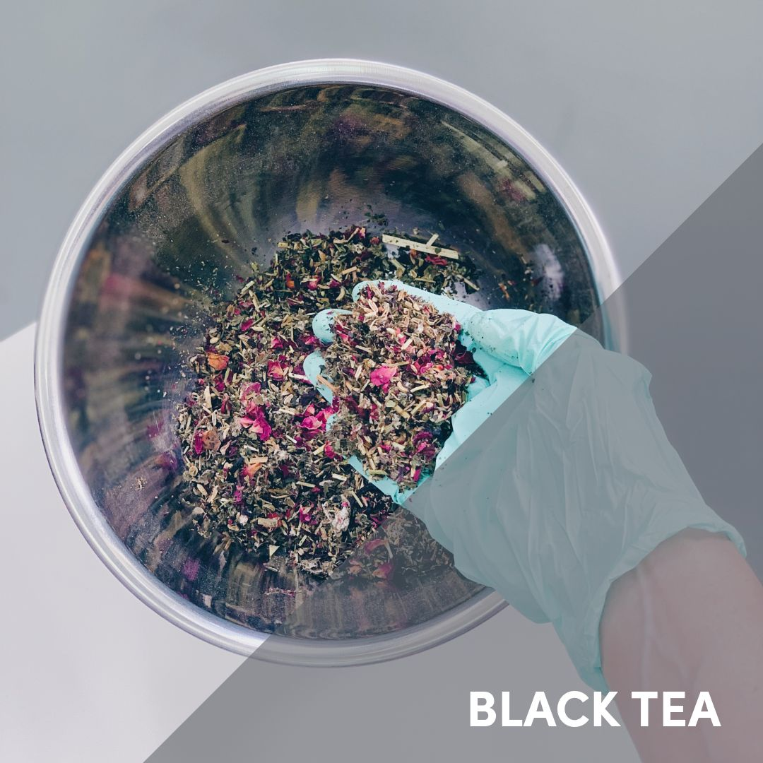 Create Your Own Unique Black Tea Blend