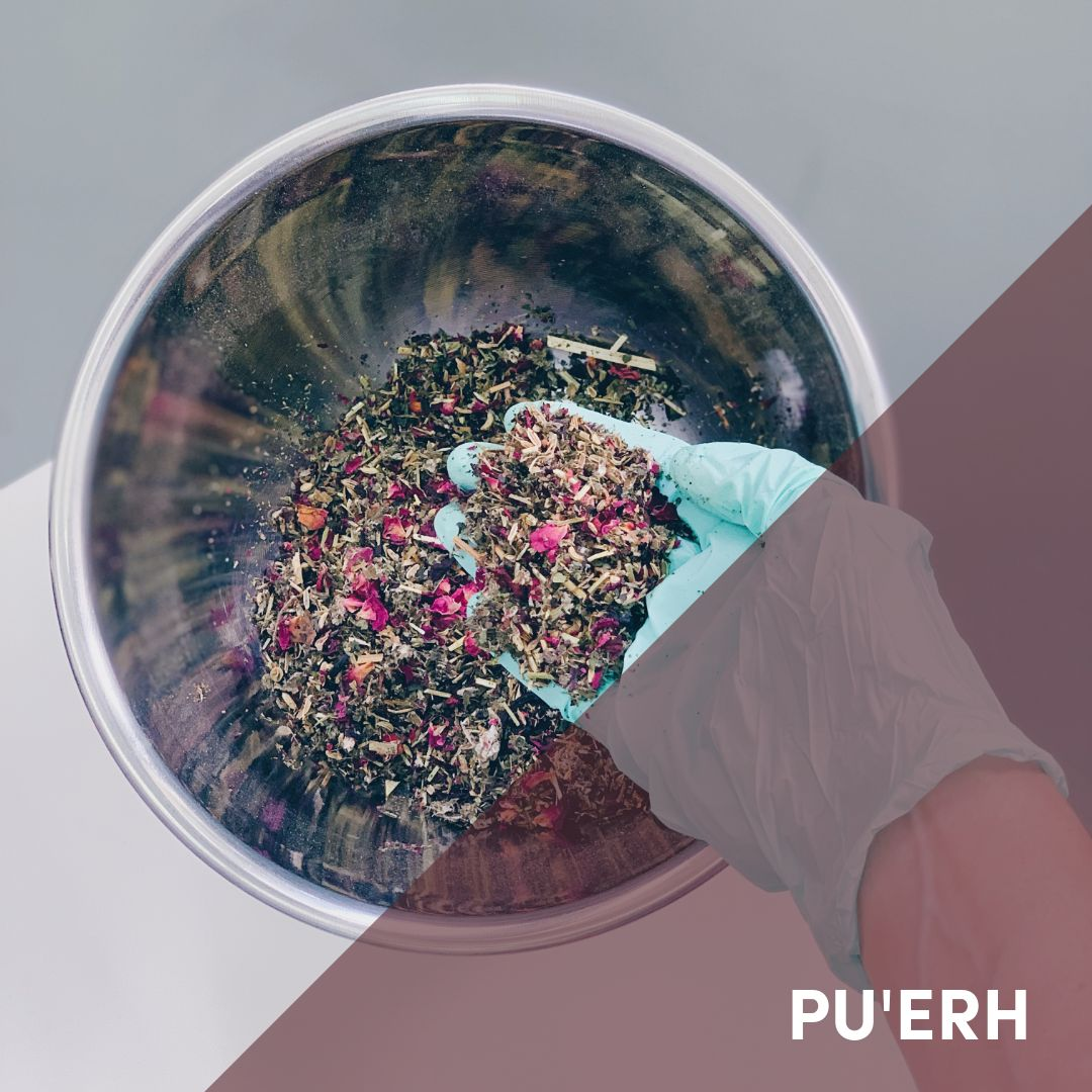 Create Your Own Unique Pu'erh Blend