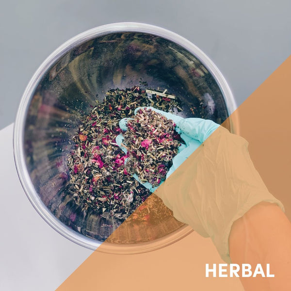 Create Your Own Unique Herbal Blend