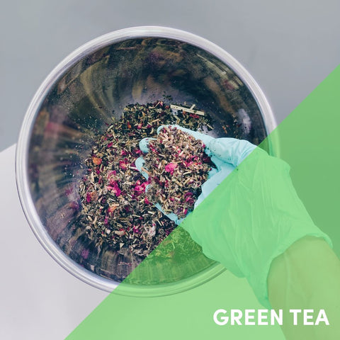 Create Your Own Unique Green Tea Blend