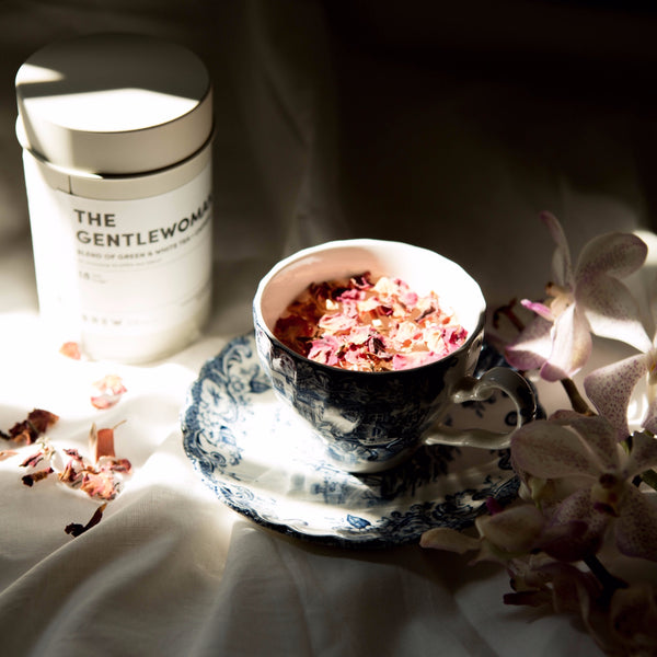 The Gentlewoman (An exclusive KLARRA tea blend)