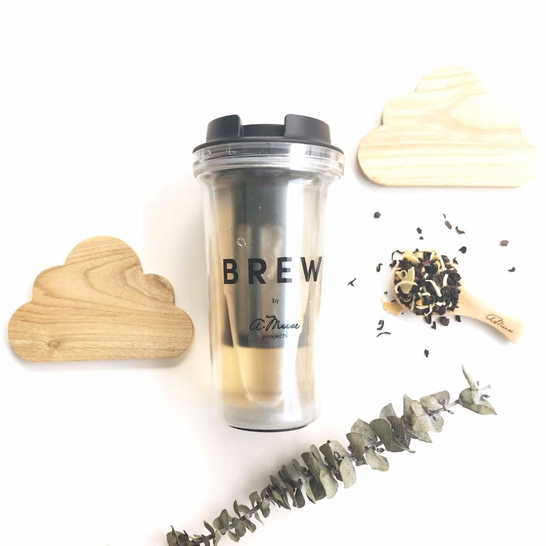 Lightweight & Durable BREW Tea Infuser Tumbler *ONLINE EXCLUSIVE*