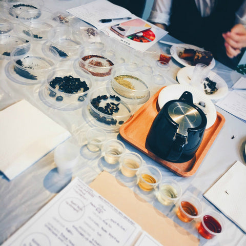 TEA WORKSHOP - A brief insight to the world of tea - 15th June