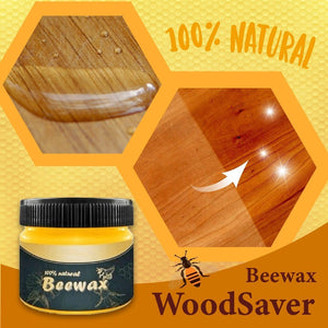 Beeswax Wood Repair & Polish