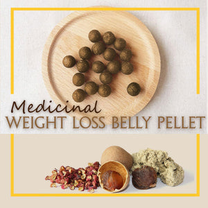 Pure Herbal Slimming Belly Pellet (Patch Included) - Meao B