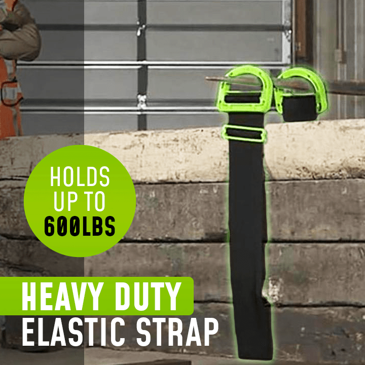 Adjustable Handled Lifting Strap