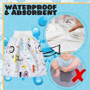 Liquidproof Reusable Training Skort