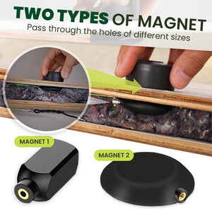 Magnetic Cable Wire Puller Guide System