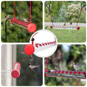 Hummrod Hummingbird Feeder