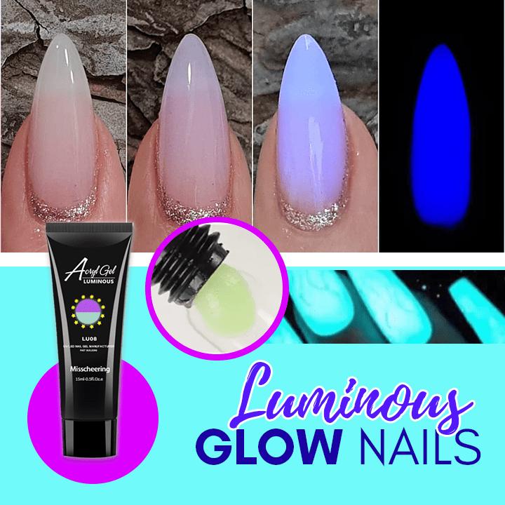 LumiGlow™ PolyGel Nail Set