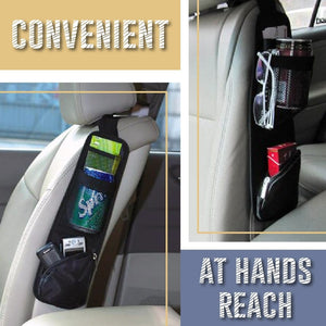 Car Seat Side Organizer