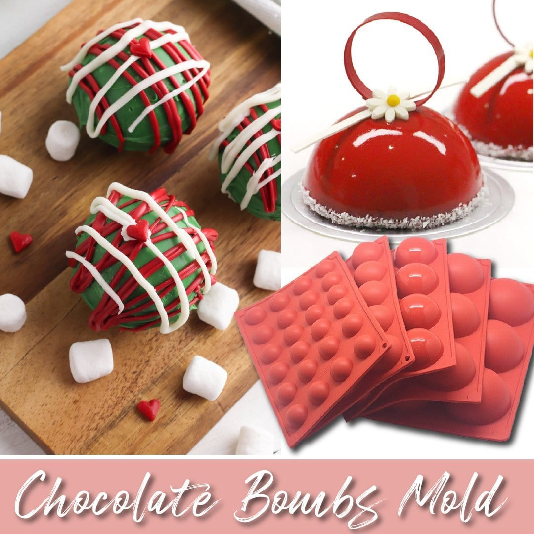 Chocolate Bombs Mold