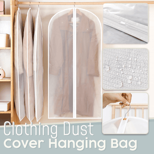 Clothing Dust Cover Hanging Bag