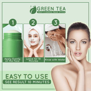 Green Tea Extract Deep Cleanse Mask Stick
