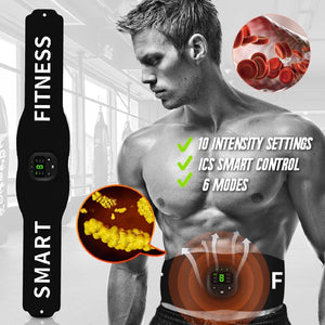SmartFitness™ Fat & Cellulite Reduction EMS Belt