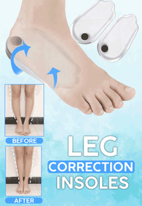 Leg Correction Insoles