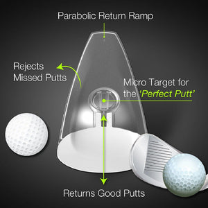PuttOut™ The Perfect Golf Putting Trainer