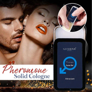 Pheromones Fragrance Cream for Men