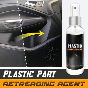 Plastic Parts Retreading Agent