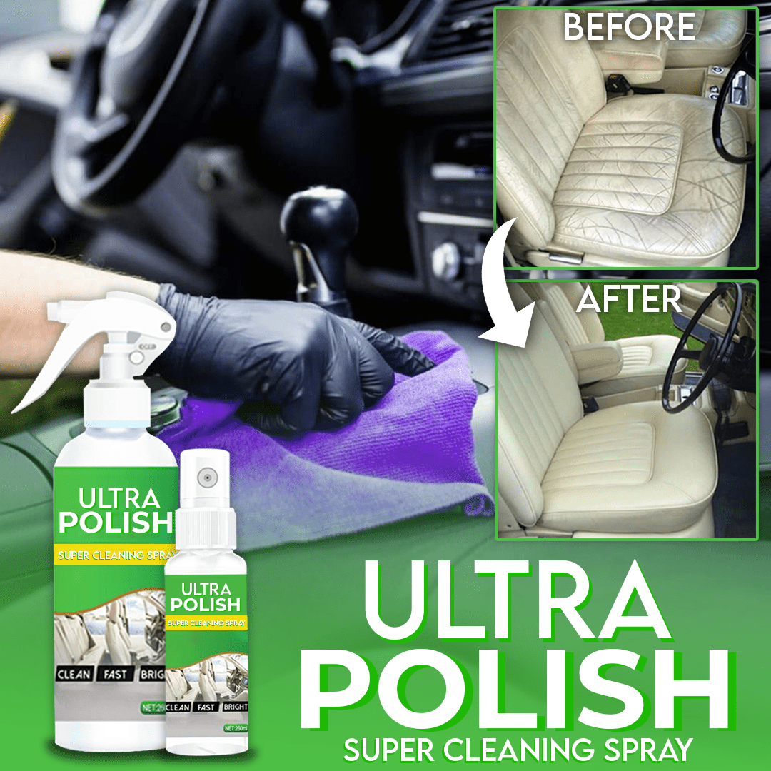 UltraPolish™ Super Cleaning Spray