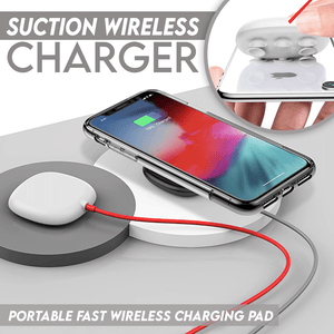 Suction Wireless Charger