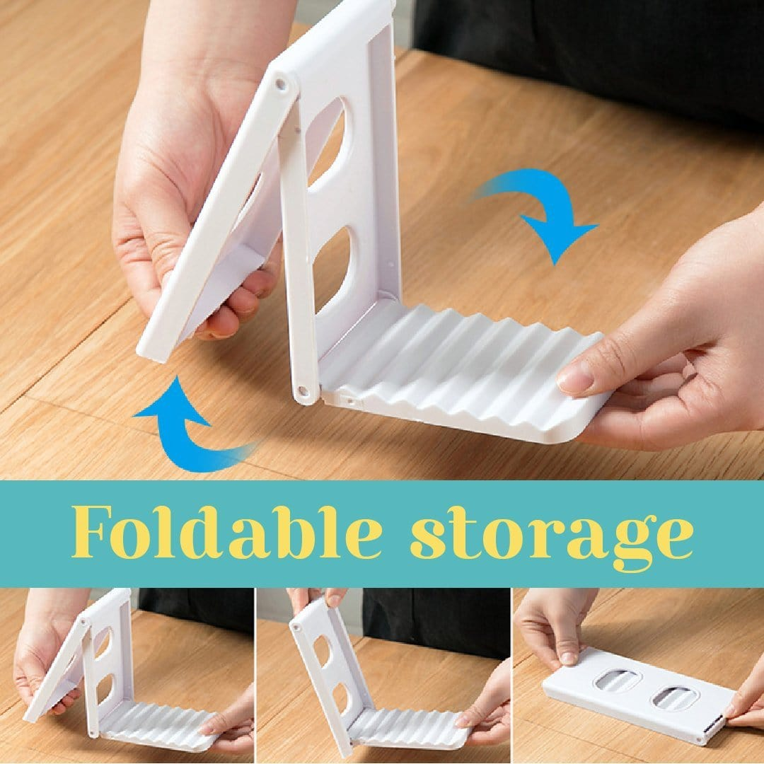 Foldable Kitchen Utensil Rest