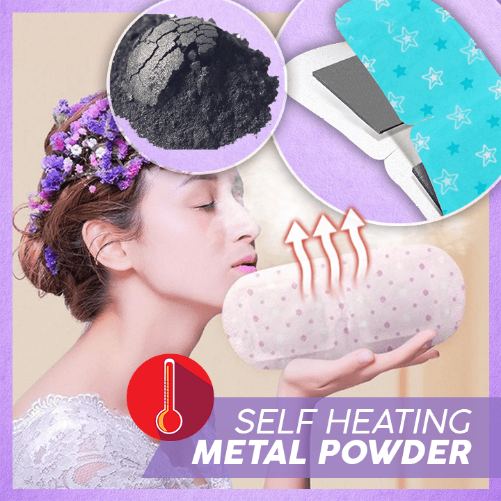 Self-Heating Steam Eye Mask
