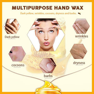 Milk Honey Hand Wax