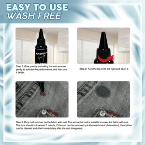 Fabric Rust Removal Cleaner