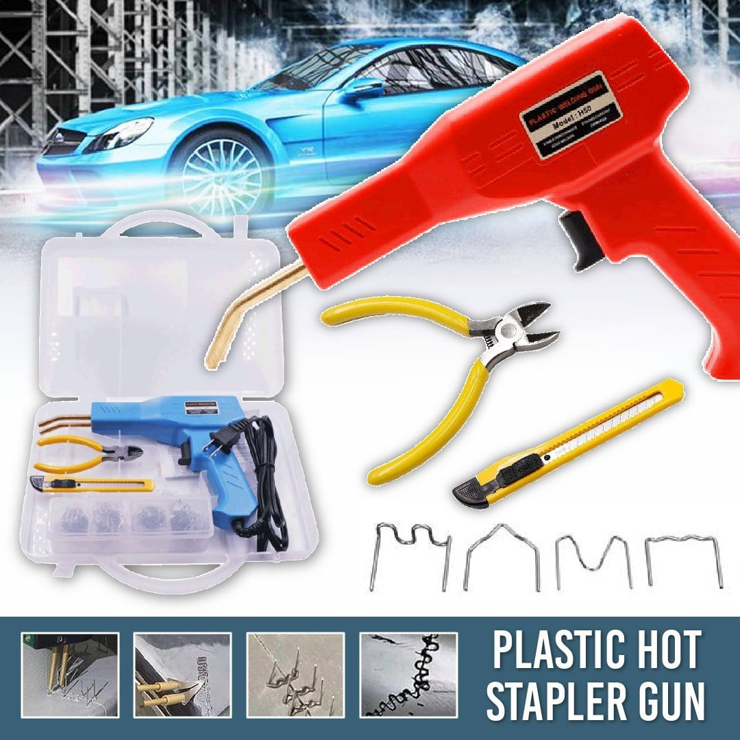 Hot Stapler Plastic Repair System