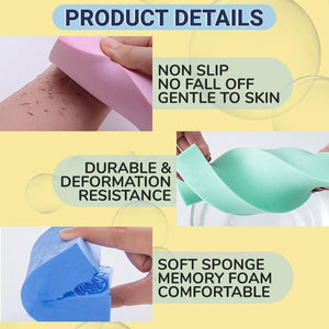 Exfoliating Shower Body Sponge (Buy One Get One Free!)