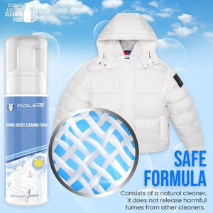 Down Jacket Cleaning Foam