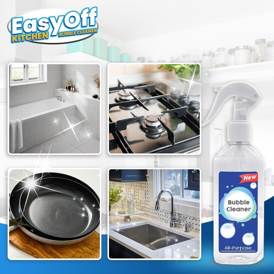 Easy-Off Kitchen Bubble Cleaner