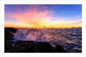 OLAS ILLETAS 16 - SUNSET