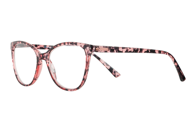 RIHANNA pink turquise Reading Glasses
