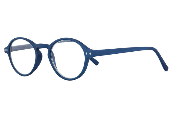 ANKER Blue rubber Reading Glasses