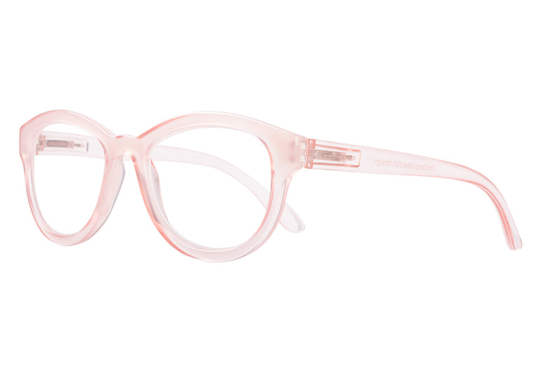 ALIA light pink recycle Reading Glasses