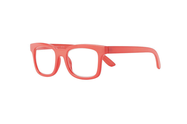 CANDY milky coral Reading Glasses